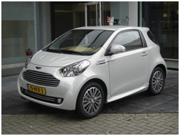 They May Seem Like Unlikely Partners But The New Aston Martin Cygnet Has Been Compared To The Classic Ford Ka For A Whole Host Of Reasons